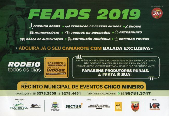 FEAPS 2019